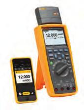 Recommended Kits PC Adapter Fluke Connect For more details see page 102 Fluke Performance Series Infrared Cameras The