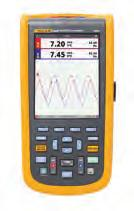 Fluke Connect Compatible Tools Fluke 1587 FC Insulation Multimeter The Fluke 1587 FC Insulation Multimeter combines a digital insulation tester with a full-featured, true-rms