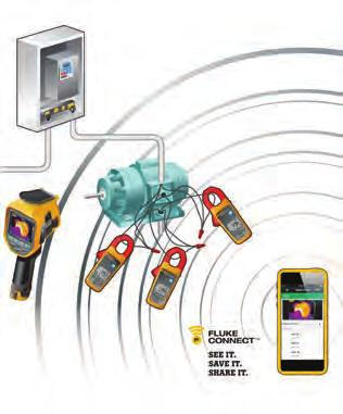 ProcessMeter The Fluke 789 ProcessMeter is the ultimate troubleshooting tool for electricians and instrumentation professionals, combining the functionality of a loop calibrator