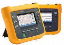 For more information, see page 70 Fluke Connect Fluke 1736 Power Logger and 1738 Advanced Power Logger The Fluke 1736 and 1738 Three-Phase Power Loggers built with the Fluke Connect