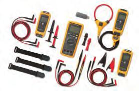 Fluke Connect Module Kits Fluke Kits Fluke 3000 FC General Maintenance System Fluke 3000 FC Series Wireless Multimeter