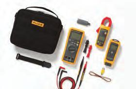 Measurement Kit Fluke 3000 FC Series Wireless Multimeter Fluke v3000 AC Voltage Module Fluke v3001 DC Voltage Module TL175