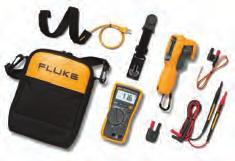 Multimeter Kits Fluke 287 FlukeView Forms Combo Kit Fluke 287 True-RMS Electronics Logging Multimeter FlukeView Forms Software