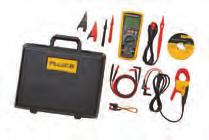 Insulation Testers/Earth Ground Testers Kits Fluke 1587/i400 Current Clamp FC Kit Fluke 1587 FC 2-in-1 Insulation Digital
