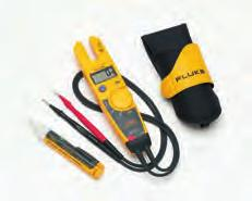 Reels Electrical Tester Kits Fluke T5-600/62 MAX+ /1AC-II Infrared Thermometer and Electrical Tester Kit Fluke T5-600