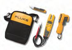 Fluke T5-H5-1AC-II Electrical Tester Kit Fluke T5-1000 Electrical Tester Fluke 1AC-II VoltAlert Non Contact Voltage Tester