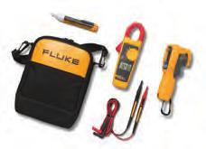 Kit Fluke 789 ProcessMeter Fluke t3000 FC Wireless K-Type Temperature Module Fluke ir3000 FC