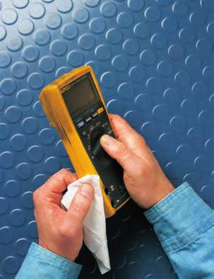 ToolPak Magnetic Meter Hanger Free both hands to make measurements Hang your meter from metallic surfaces like panels