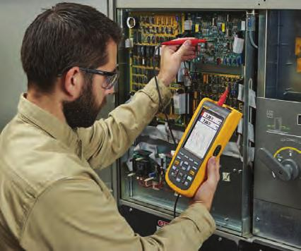 Fluke 1736 and 1738 Three-Phase Power Loggers More visibility, reduced uncertainty and better power quality and energy consumption decisions.