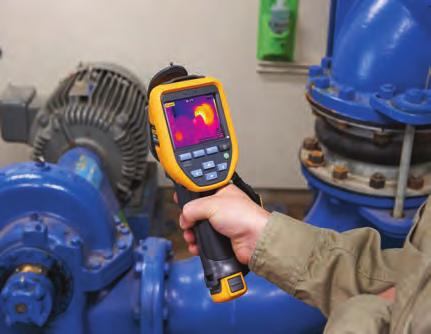 Fluke 1587 FC Insulation Multimeter High-performance 2-in-1 Insulation DMM Four powerful diagnostic functions enabled