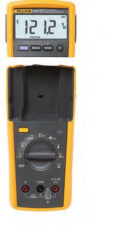 Fluke 233 Remote Display Digital Multimeter Fluke 233 The Fluke 233 Remote Display Digital Multimeter allows you to be in two places at once. The removable display solves several problems.