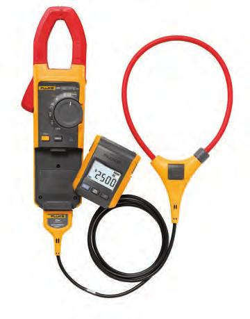 Fluke 381 Remote Display True-RMS AC/DC Clamp Meter with iflex Fluke 381 True RMS The world s most advanced clamp meter The Fluke 381 True-RMS AC/DC Clamp Meter combines iflex flexibility with