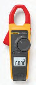 Specifications Fluke 375 FC Fluke 374 FC Fluke 373 Functions Range 373 374 FC 375 FC 376 FC 2% ± 5 2% ± 5 2% ± 5 0 to 600.0 A Current AC counts counts counts - 0 to 999.