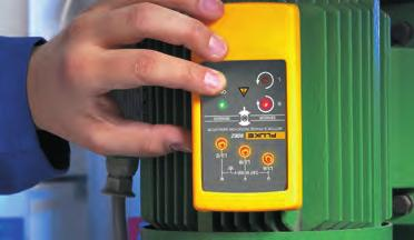 Fused Test Probe Set See page 140 Fluke 9062 Applications Fluke 9040 Fluke 9062 Fluke 9062 Motor and Phase Rotation Indicator The unique Fluke 9062 provides rotary field and motor rotation