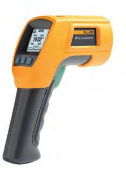 Fluke 572-2 High Temperature Infrared Thermometer Fluke 572-2 The best choice when things are really hot The Fluke 572-2 Infrared Thermometer is the one product you can use in high temperature