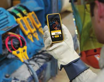electrical and vibration measurements from one location. Learn More www.