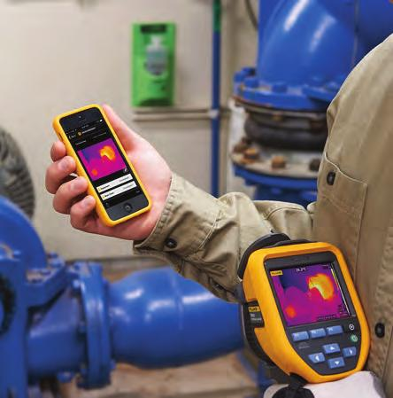 Fluke TiX560, TiX520, TiX500 Infrared Cameras Who? Technicians and Contractors Who? Professional In-house, Contract and Service Thermographers Who?