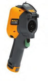 Fluke Performance Series Infrared Cameras TiS10, TiS20, TiS40, TiS45, TiS50, TiS55, TiS60, TiS65, TiS75 The lightest, most rugged and easiest-to-use professional infrared cameras around The
