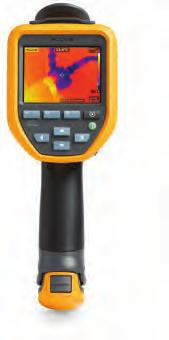Every model comes standard with Fluke Connect and a smart battery with five-segment LED charge level display, 3.