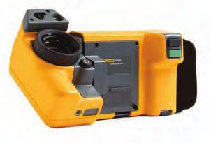 Fluke Expert Series Infrared Cameras TiX560, TiX520 and TiX500 Fluke TiX560 Fluke TiX520 Fluke TiX500 Your view of infrared technology is about to change 180 With a 180 articulating FlexCam lens, the