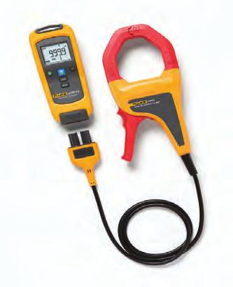 Fluke a3003 FC and a3004 FC Wireless Current Clamp and Modules a3003 FC Wireless 2000 A DC Current Clamp Meter The a3003 is the tool of choice for high current DC ammeter applications that require
