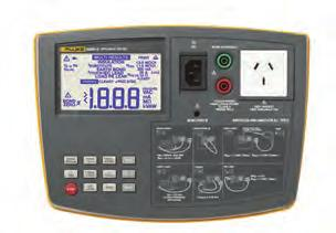 Fluke 6200-2 and 6500-2 Portable Appliance Testers Fluke 6200-2 Fluke 6500-2 Perform more tests each day The Fluke 6200-2 and 6500-2 Portable Appliance Testers (PAT) have redesigned auto-test