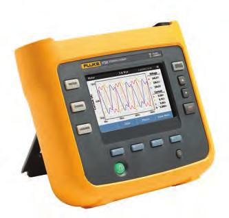 Fully integrated logging: Connect other Fluke Connect devices to the Fluke 1738 to simultaneously log up to two other measurement parameters, virtually any parameter available on a Fluke Connect