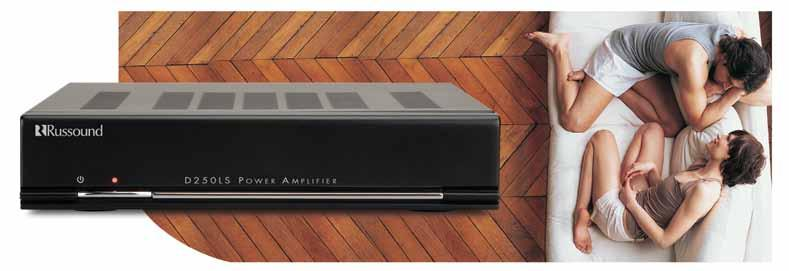 Audio Amplifiers power for outstanding performance under the most demanding conditions. industrial design.