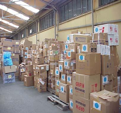 (WHO standard) Warehouse