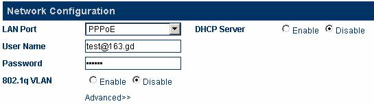of the server, you can use the DDNS service. The DDNS service is the dynamic IP address resolution service provided by DBLTEK for free.