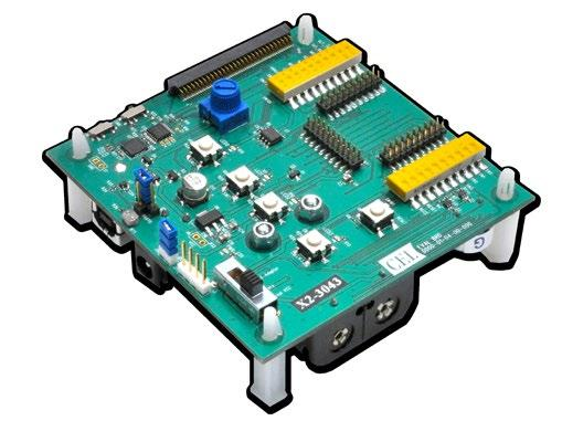 User Guide Universal Evaluation Board User Guide Document No: 0000-0-08-00-000 (Issue C) INTRODUCTION The Universal Evaluation Board (UEVB) coupled with the corresponding MeshConnect Wireless Module