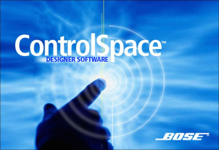 Bose ControlSpace