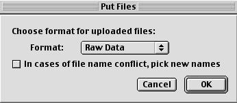 all files in the flder.