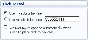 Line name shows the name this line is configured as. Your administrator can change this if it is incorrect.