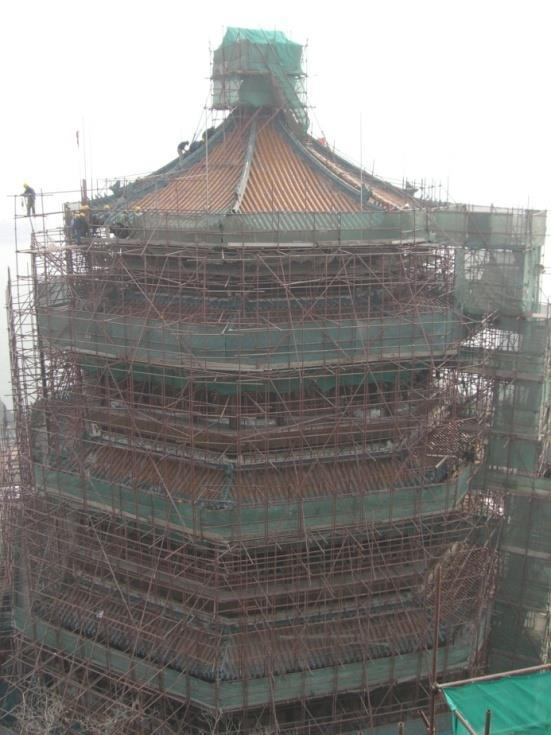In the modern world, the Tower of Buddhist Incense has often been