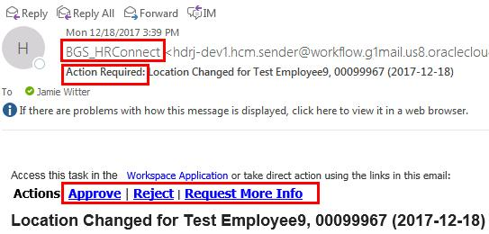 1. Apprve Pending Request - Email 1.