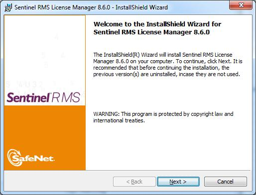 The computer on which License Manager is installed is known as the license server.
