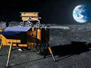 The satellite includes a payload with a small lunar optical imaging detector developed by Saudi engineers and researchers for filming and taking photos of the moon.