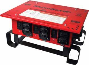 UNITS/SPIDER BOES 50A Input 20A, 30A, 50A Output 120/240 VAC (Max.