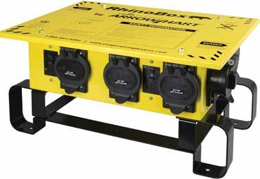 SPIDER BOES/ UNITS 50A Input 20A, 30A, 50A Output 120/240 VAC (Max.