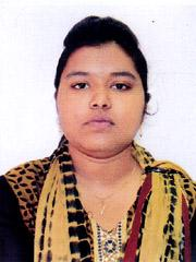 454 Merit Position: 152 Father's Name: MD. FAZLUR RAHMAN Mother's Name: RAHELA BEGUM SSC Roll: 115788 Board:JESSORE GPA: 5.00 Reg. No.