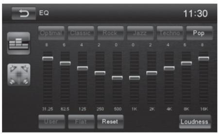 OSLO 370 DAB 4/7 EQUALIZER Principle / construction Analogue, parametric Number of bands 10 Variable frequency bands (31.25/62.