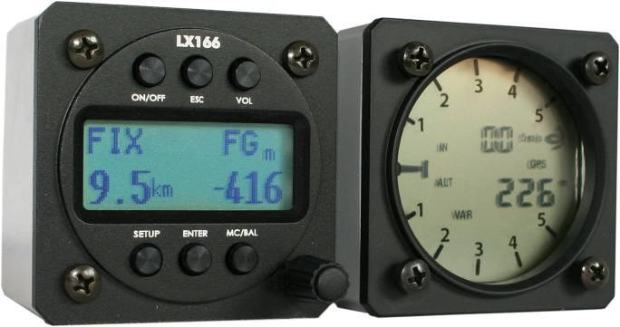 Important System Highlights LX 166 detects baud rate of GPS source automatic (GPS marked input), no adjustment LX 166 sends data towards PDA at 19200 bps as default setting (PDA marked output) 485