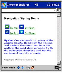 "PDA Pagination Using Structures navstyle=""nav-image:url(#car)""/> <mm:group-ref idref=""groupb"" depth=""0"" display=""headings"" type=""normal"" navstyle=""nav-image:url(#boat)""/> <mm:group-ref idref=""groupc"""