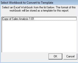 6. Select the workbook with the changes in the window that appears. 7. Click OK. 8.