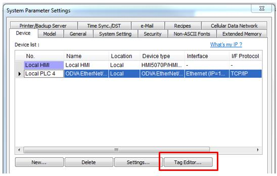Accessible CIP Data To gain access to data produced by a CIP device, the objects and attributes exposed by that device must be added to the EZwarePlus project. This is done in the tag editor window.