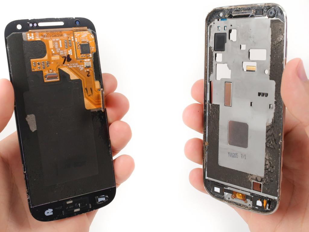 Samsung Galaxy S4 Mini Screen and Digitizer Replacement A guide on how to replace a cracked or damaged AMOLED screen and