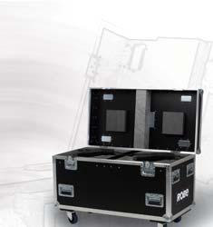 Lighting Tools Single Top Loader Case ROBIN 300 TM Dual Top Loader Case ROBIN 300 TM Lighting Tools This case provides perfect protection for Robin s in the touring and rental market.
