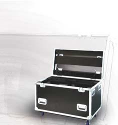 Lighting Tools Dual Road Case 575 TM Dual Road Case 250 TM Lighting Tools This case has been designed to accomodate two 575 sized moving lights. The case is completely carpeted and foam lined.