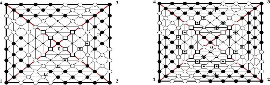 650 M.-J. Lai et al. / Computer Aided Geometric Design 23 (2006) 640 654 5. Some bivariate spline spaces Fig. 10. Domain points on H 7 (v) (left), and H 8 (v) (right).